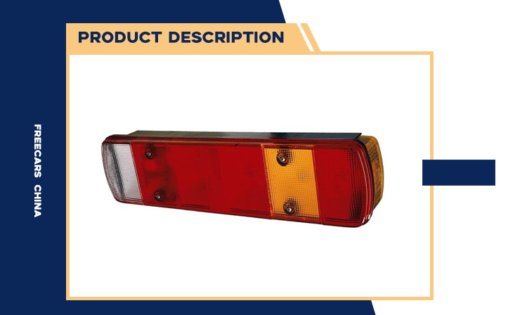LED Tail Lamp/ Rear Lighting For Scania 5 Series R&P CAB Body Parts  OEM 1498103 1792374 1498102 1792375.jpg