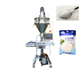 Manual milk packing machine price of sugar packaging machine