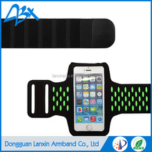 Super slim smartphone armband sports armband case for Samsung Galaxy S7