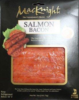 macknight salmon bacon 5oz & 10oz buy smoked salmon