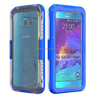 New fashion waterproof smart phone cover for samsung note 5 mobile phone cover