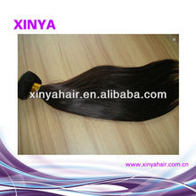 Hottest Factory Price Outlet brasilian hair extension/Natural human Virgin hair