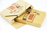 250g brick shape aged-tea slimming fit chinese puer tea