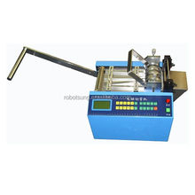 High Speed mesh sleeve cutting machine , Sleeve Cutter