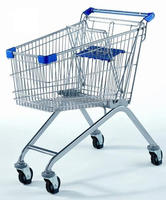 100L shopping cart