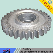 ductile iron casting coated resin sand casting for mining machinery parts driving gear