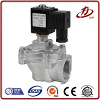 High frequency aluminum alloy body 1 inch solenoid valve
