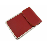 Newly business card case metal for man