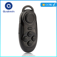 Qualwin Mini Portable Bluetooth Controller Wireless Gamepad For IOS and Android
