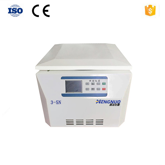 4*100ml or 8*100 ml swing rotor low speed centrifuge large capacity