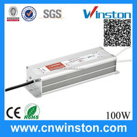 Best quality LPV-100-24 100W 24V 4.5A Constant Voltage LED Driver Waterproof Switching Power Supply with CE