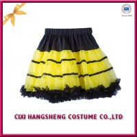Latest design honeybee tutu play dress for girls