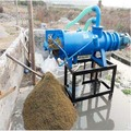 The best price poultry manure water separating machine/solid liquid separator for animal dung with high quality