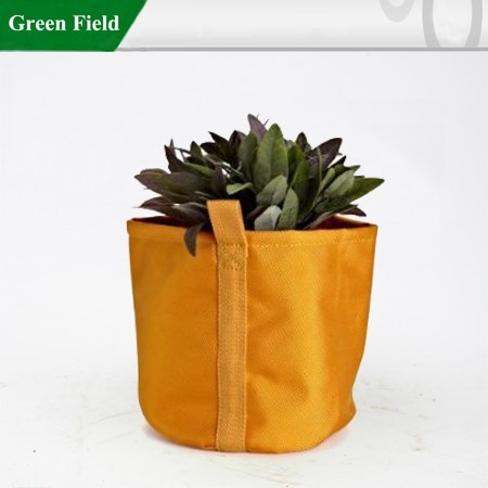 Green Field Stacking Garden Flower Pots