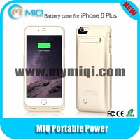 4200MAH external power bank case charger battery case for phone 6plus