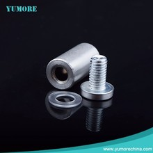 Factory wholesale glass panels fastener with great price