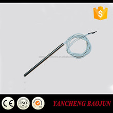 9.525mm cartridge heater with ceramic parts