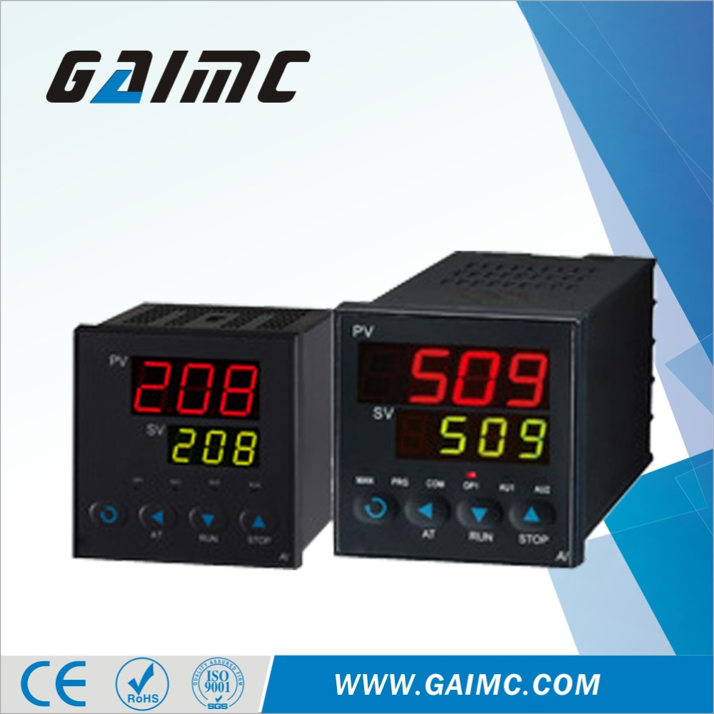 GTC601 Thermocouple RTD input 48x48 temperature controller