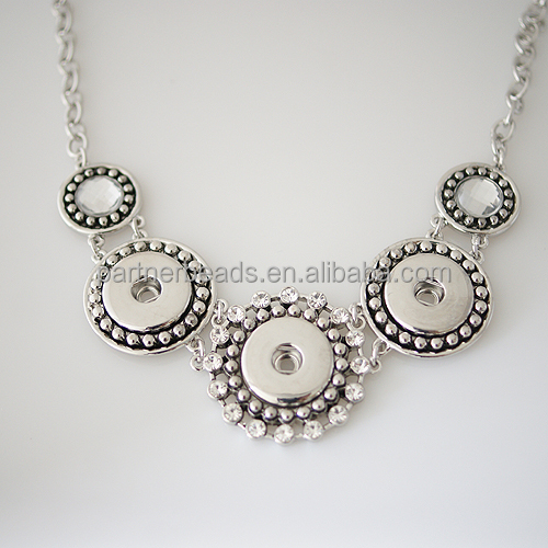 unique design easy DIY interchangeable custom charm jewelry necklace