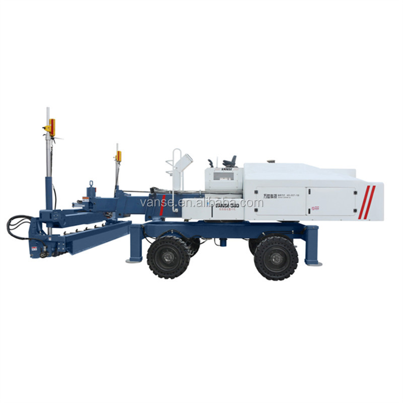 newly design best selling concrete laser screed machine with CE certificate for sale