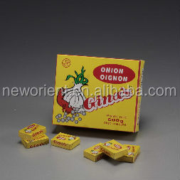 best price onion bouillon/seasoning cube popular good testing