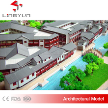 Miniature Building Model,Scale Model Buildings,3D Architecture Rendering