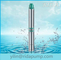 Well Solar submersible centrifugal impeller water used electrical pump