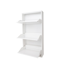 Shoe Cabinet Storage Rack Organizer Shelf Home 3 Drawer Stand/Door Hanging Furniture