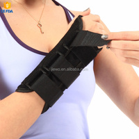 Adjustable crossfit pain relief wrist band neoprene wrist support weight lifting weight wrist wrap