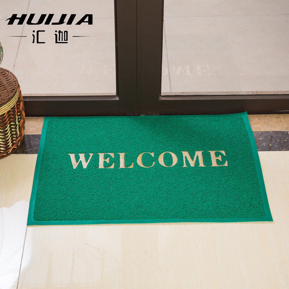 waterproof PVC floor mat for home decoration