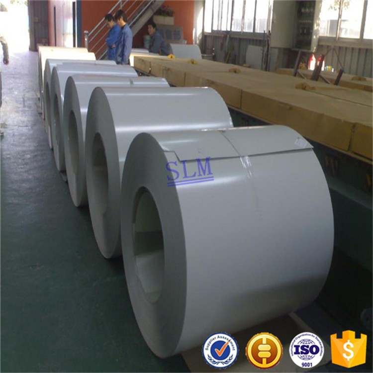 Manufacture PPGI Secondary quality House container Back coating Ppgi Coil Dx51d z galvanized steel coil boats sale