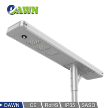 50W high lumen led solar street light outdoor car park solar panels and battery dimmer switch for led street light
