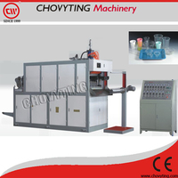 plastic container thermoforming machine factory price
