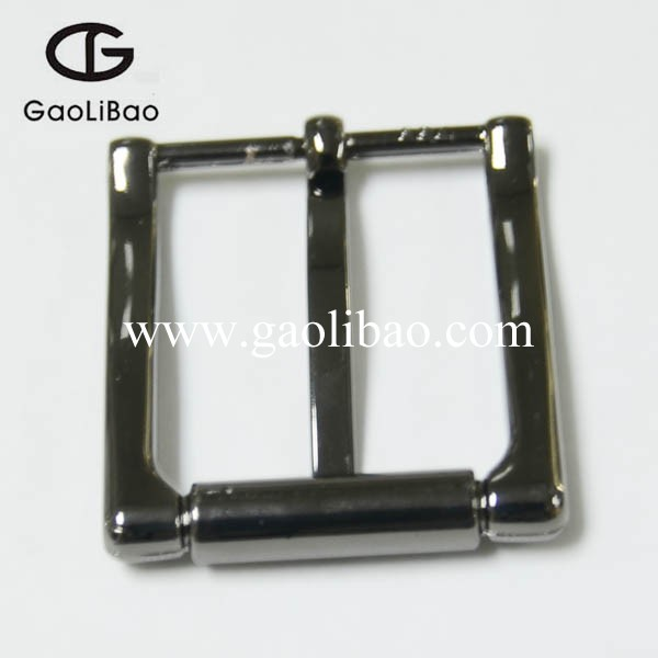 Newly designed 35mm fashion single pin buckle metal seat buckles manufacturer customized items available ZK350765