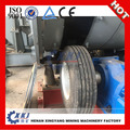 Belt drive ball mill machine/ Tyre drive grinding mill