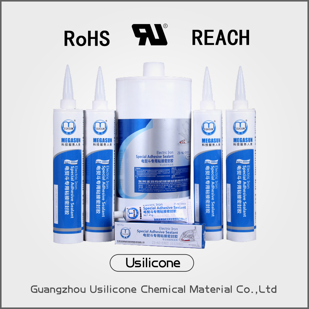 Usilicone Sealant RTV Silicone Red 100 ml/ 300ml