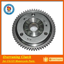 cg125 engine spare parts over runing automatic clutch motorcycle