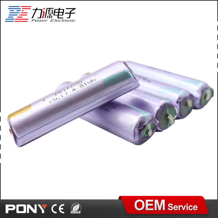 high quality wholesale 1300mah 3.7v rechargeable lithium polymer battery