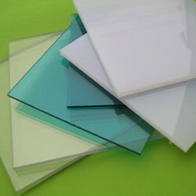 plastic flat sheet roof, Factory Product polycarbonate sheet price