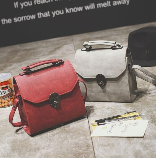 zm34757a wholesale low price pu leather handbag simple crossbody bag