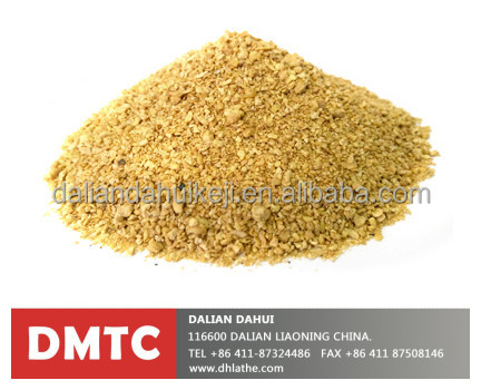 Solvent extracted soybean meal