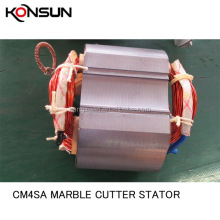 CM4SA marble cutter stator / field wire , armature, spare parts