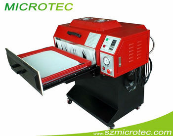Microtec Patent Heat Press, 3D Sublimation Vacuum Machine