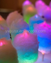 Factory direct sales Cotton candy stick,New LED flashing cotton candy stick