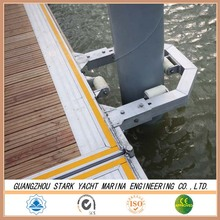 Marina Pile Guide for Piles Floating Pontoon