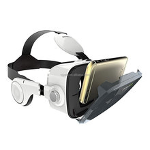 Z4 VR Headset 3D VR BOX with wired wireless Headset Headphone Virtual Reality