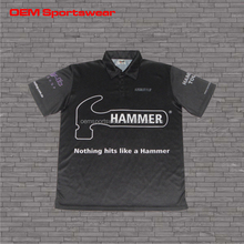Factory price free custom polyester women polo t-shirt