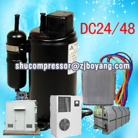 Professional Manufacturer of Compressor for dc power electric a/c rv air conditioner roof mounted air conditioner for truck van
