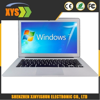 I7 5th Gen laptop ultrabook netbook 1920*1080 HD screen 4GB 500GB HDD USB 3.0 win notebook computer