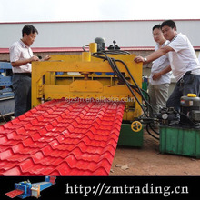 highway guardrail steel plate making machine/high rib roofing panel roll forming machine